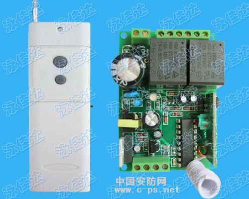 电动门双限位无线控制机,电动卷帘门带限位无线控制器